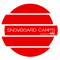logo snowboard camps by ronin small