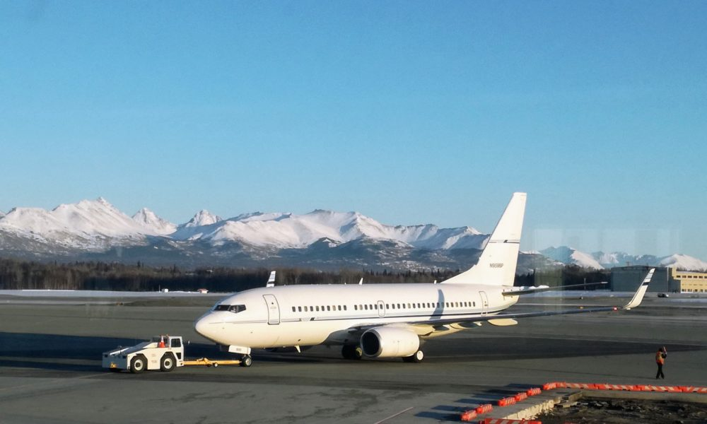 Anchorage Airport